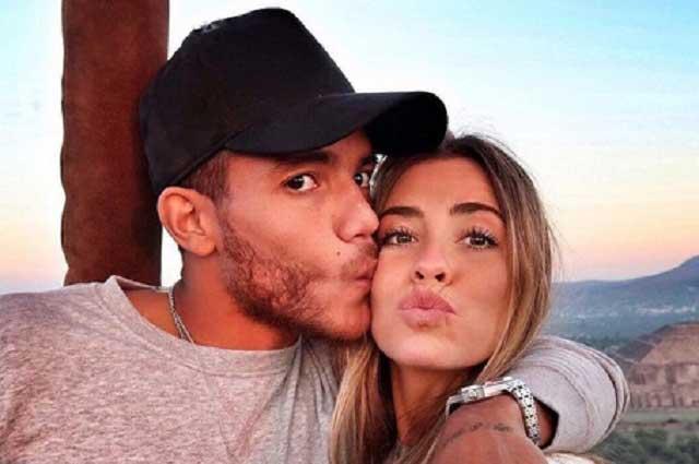 Jonathan dos Santos y Marta Carriedo cancelan compromiso matrimonial