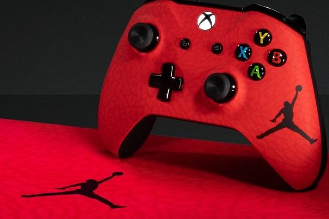 Foto: Xbox y Jordan colaboran y lanzan consola de videojuegos edición especial