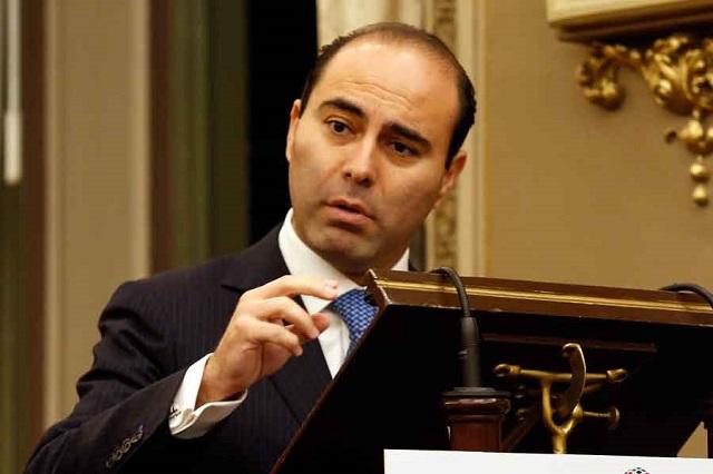 Aguilar Chedraui da por cerrado caso de promoción de Moreno Valle