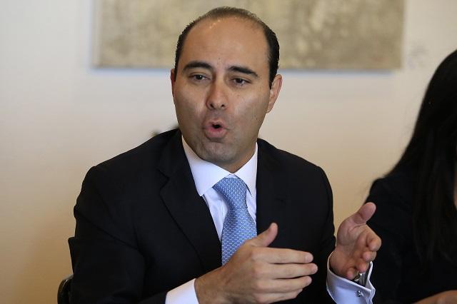 No me han llamado por investigación a obras en Salud: Aguilar Chedraui