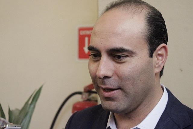 Manzanilla debería aclarar si busca una candidatura: Jorge Aguilar