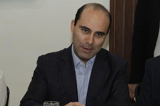 Aguilar Chedraui deja el Congreso en febrero para hacer campaña