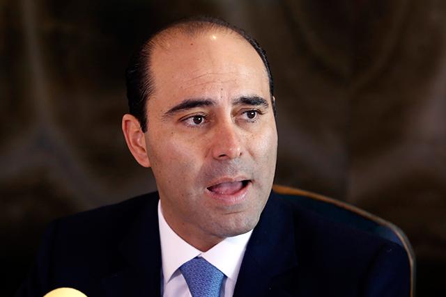 Pierde legitimidad candidatura del Frente: Aguilar Chedraui