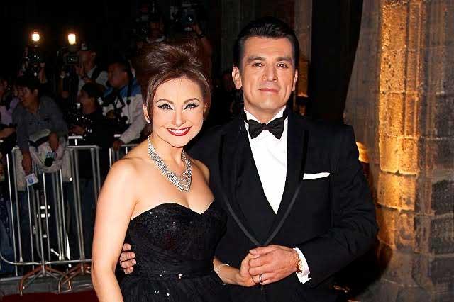 Elizabeth Álvarez y Jorge Salinas celebran primer año de sus hijos