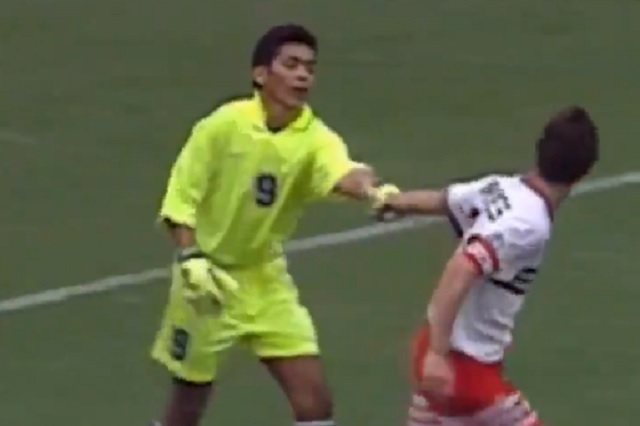 MLS recuerda a Jorge Campos con sus mejores jugadas en Galaxy