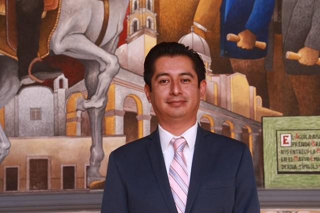 Llega el cuarto regidor suplente al cabildo de Tehuacán