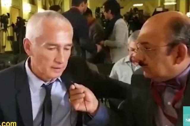Antes era en contra de EPN y ahora es contra AMLO, dice Jorge Ramos