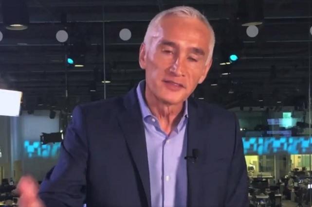 Jorge Ramos revienta mañanera de AMLO y luego vende suscripciones del Reforma