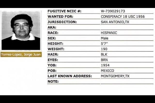 La DEA declara prófugo a Jorge Torres, ex gobernador de Coahuila