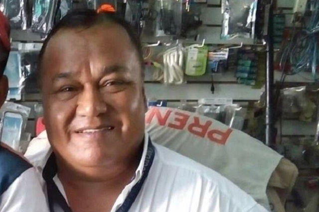 Matan a tiros al periodista Jorge Celestino Ruiz en Veracruz