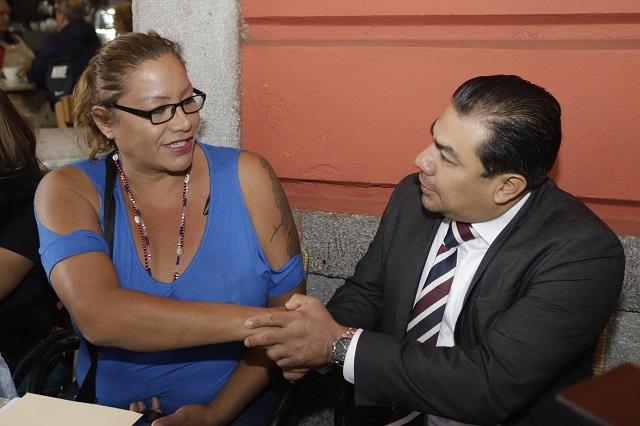 Comunidad transgénero apoya a Jorge Pinto para presidir CDH