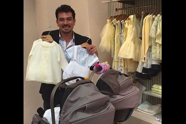 Elizabeth Álvarez y Jorge Salinas encantados con su faceta de papás
