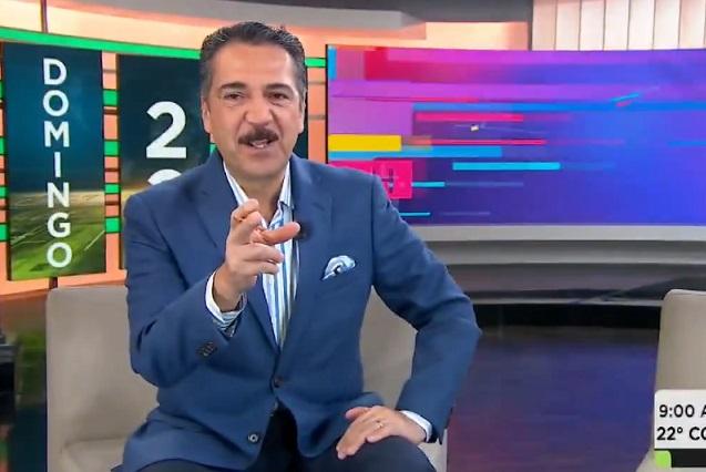 Jorge Zarza vuelve a Tv Azteca con este proyecto