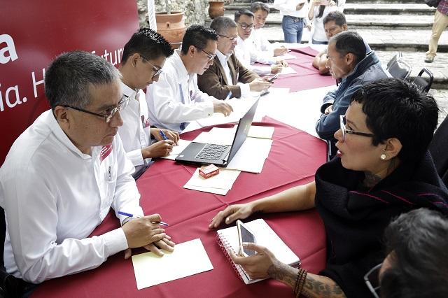 Comisión para transparentar ISN es viable, dice titular de Trabajo