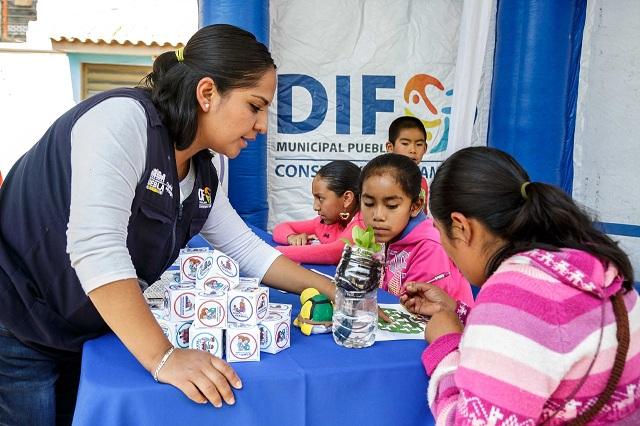 Realiza SMDIF jornada de salud en San Antonio Abad