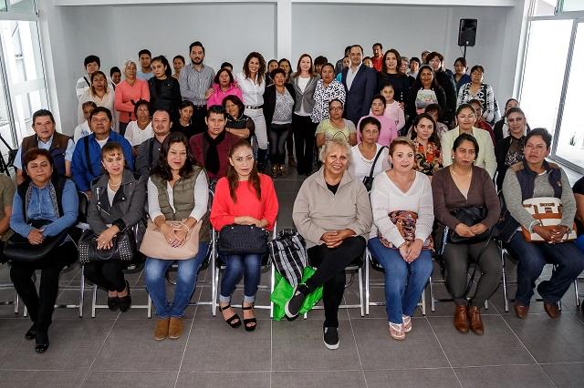 Ayuntamiento de Puebla y Clínica Cíclica dan servicio médico a mujeres
