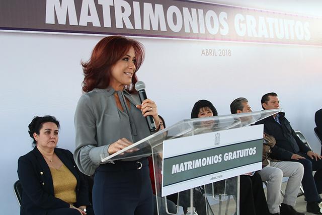 Jornada de matrimonios gratuitos en el penal de San Miguel