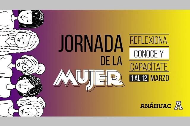 Universidad Anáhuac Puebla celebrará la Jornada de la Mujer