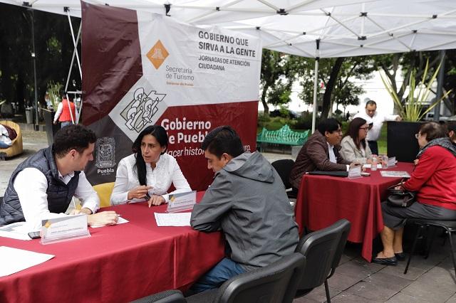 Jornadas ciudadanas de Barbosa suman 20 mil solicitudes