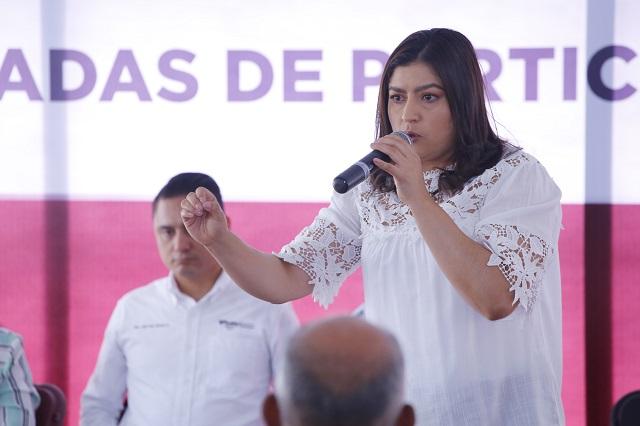 Analiza Claudia Rivera viajar a Cartagena para hermanar ciudades