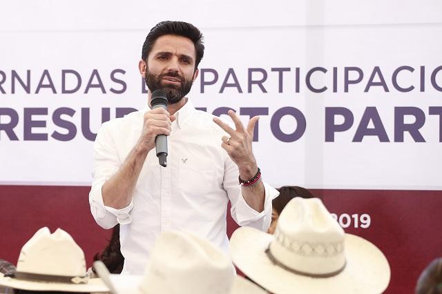 La Función Pública no hallará nada en mi contra, dice Rodrigo Abdala