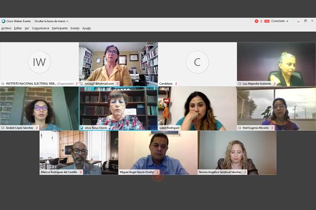 Realizan Jornadas Virtuales sobre Democracia Paritaria