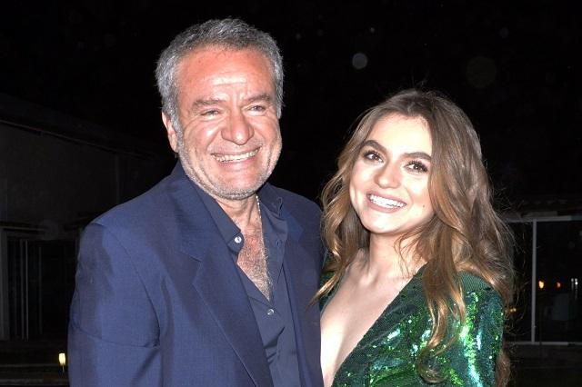 Papá de Sofía Castro niega ser celoso pero sí pide esto de novios
