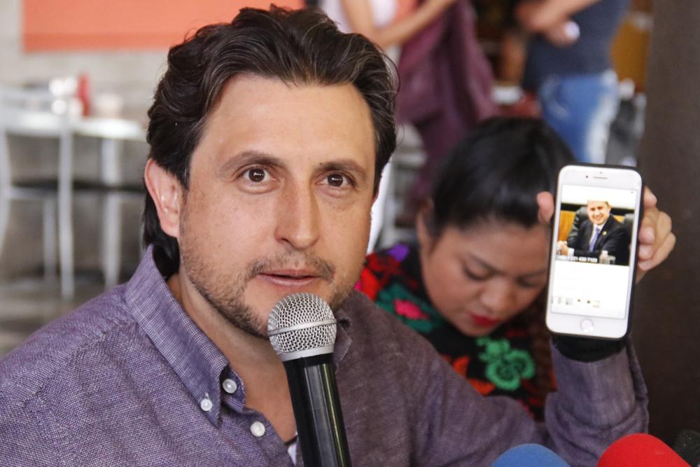 Critica José Juan Espinosa nombramientos de la SGG