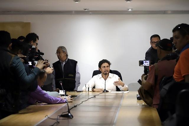Ahora piden juicio político contra JJ; se dice perseguido