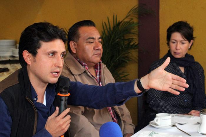Auditoría Superior favorece al candidato de RMV: Espinosa