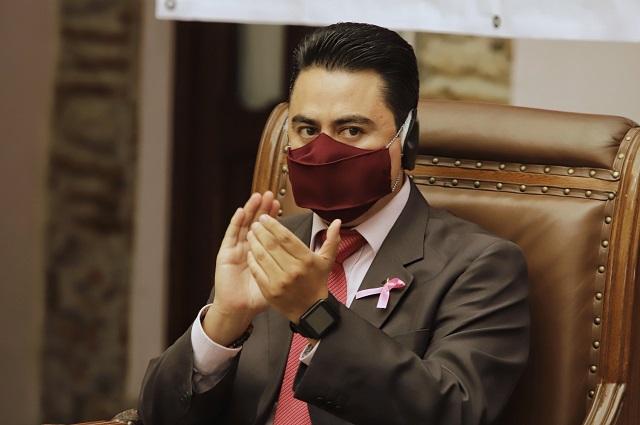 Exoneran al regidor Gónzalez Acosta de campaña anticipada