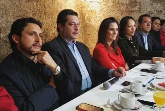 Desplegado no implica fractura en Morena, PES y PT: Espinosa