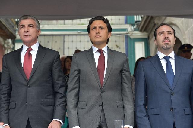 En Puebla habrá una auténtica división de poderes: Espinosa Torres