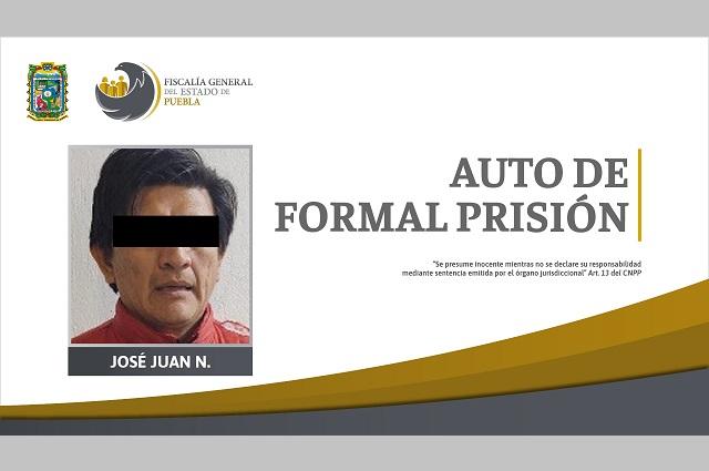 Va preso por obligar a su esposa a prostituirse en Puebla