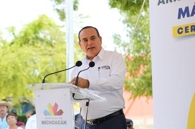 Presidencia lamenta muerte del titular de Seguridad de Michoacán