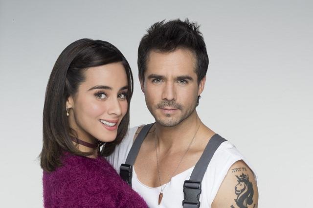 Esmeralda Pimentel y José Ron protagonizan Enamorándome de Ramón