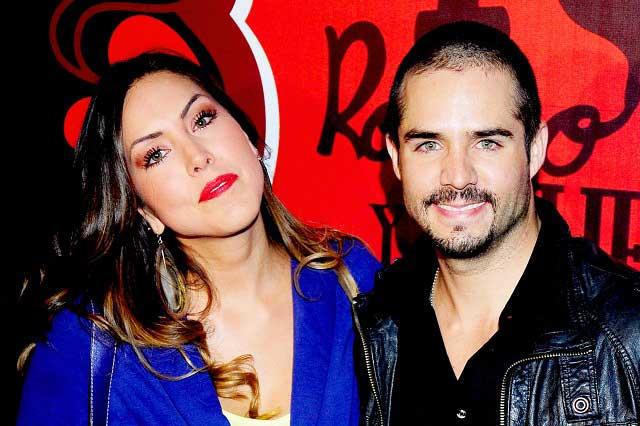 Karla Pineda dice que José Ron nunca la trató mal ni le gritó