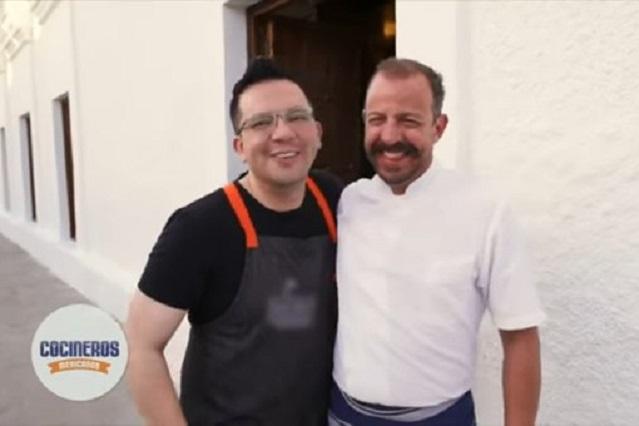 Chef Benito dice que a Joserra le gustan brownies soplados de Memo