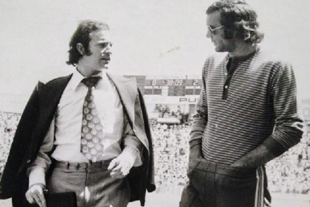 José Ramón Fernández comparte su debut en los medios hace 48 años