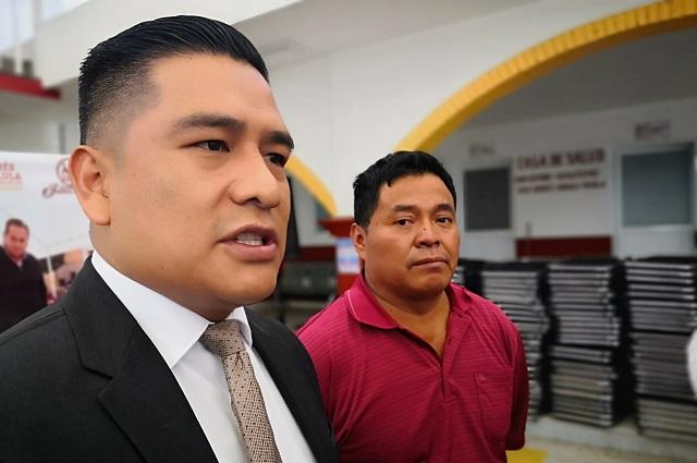 Niega síndico de Cholula caso político en despido de Sonia Juárez