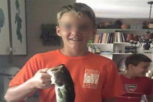 Durante práctica familiar de tiro, un hombre mata a su hijo
