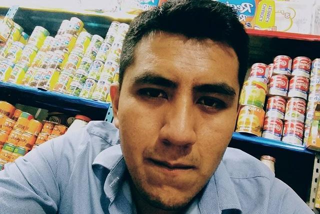 Protestan por inseguridad y desaparición de joven en Tlachichuca