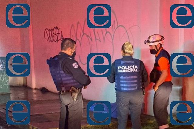 Joven muere electrocutado por un transformador en Puebla