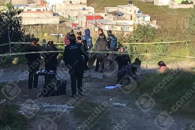 Joven fue asesinado a golpes en Barranca Honda