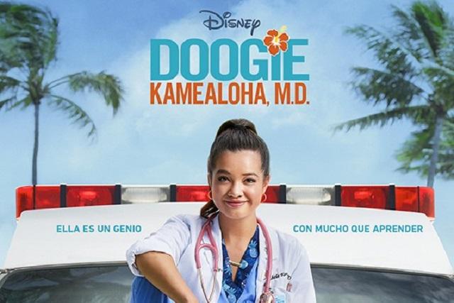 Doogie Kamealoha, la doctora de 16 años que llega a Disney+