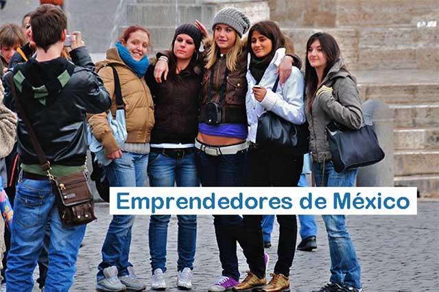 Mayoría de jóvenes mexicanos quieren ser emprendedores