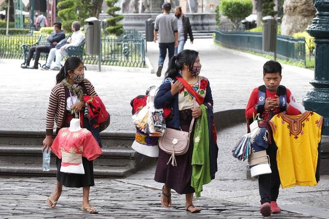 Puebla es tercer lugar nacional en indígenas muertos por covid