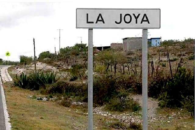 La Joya, Villa de Guadalupe, San Luis Potosí