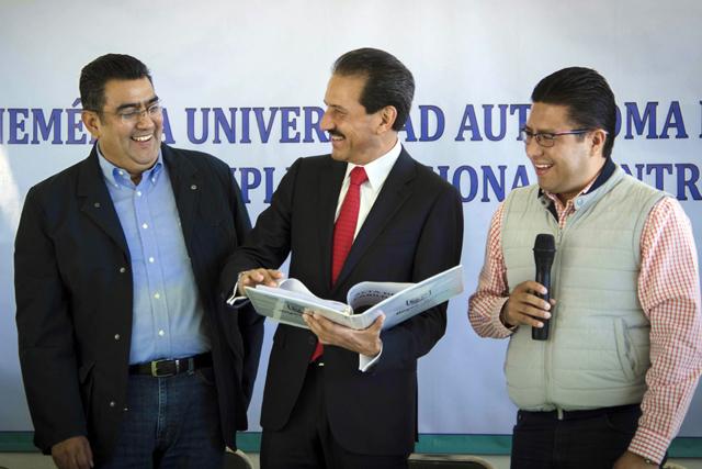 La BUAP ampliará su presencia educativa en Los Reyes de Juárez