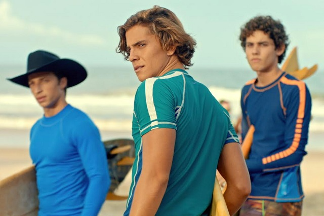 Disney Channel estrena Juacas, serie repleta de aventuras de surf
